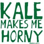 kale_makes_me_horny_mug