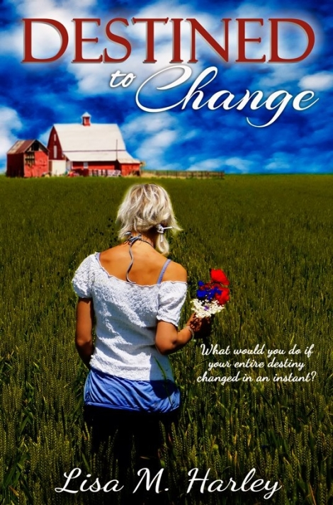 Destined to Change Cover