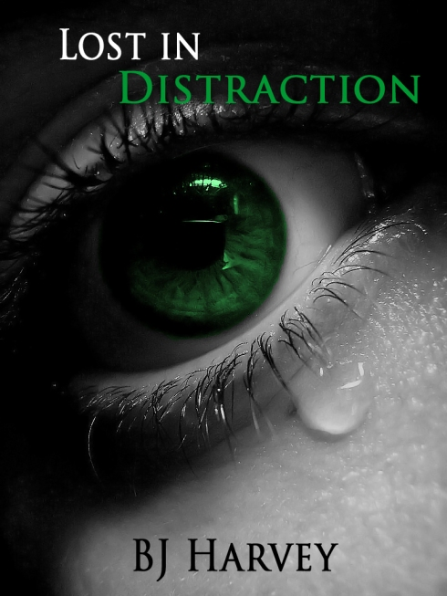 Lost in Distraction Cover copy