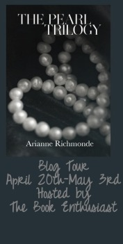 The Pearl Trilogy Blog Tour Button