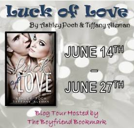 Luck of Love Tour Button